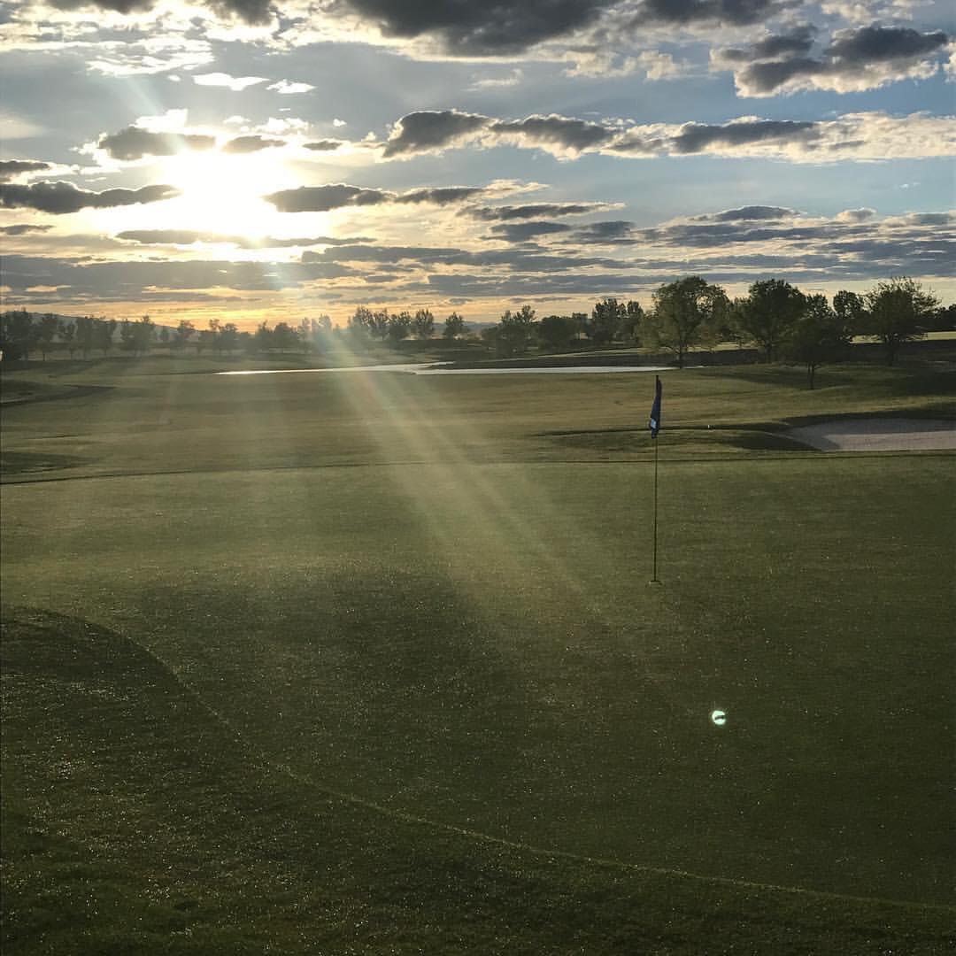 Cross Country Golf Tournament