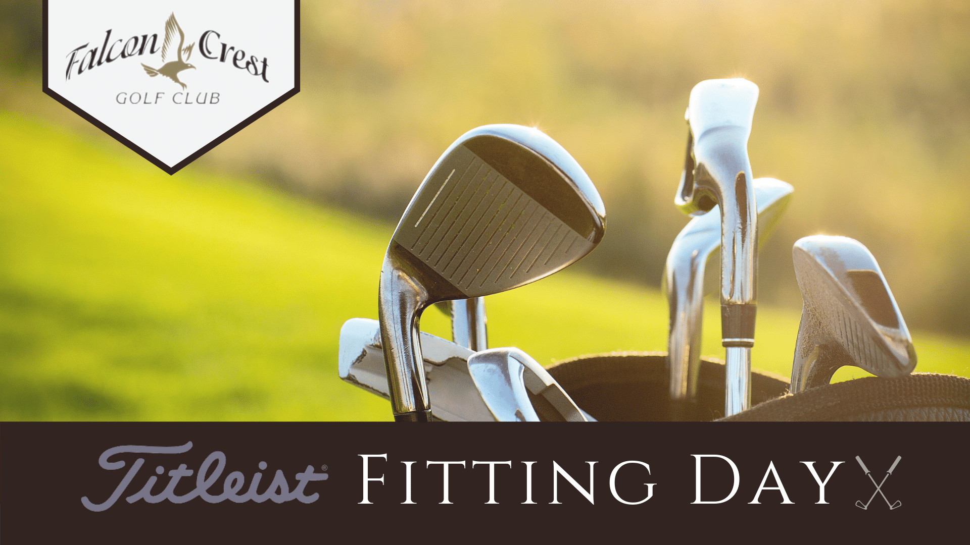 Titleist Fitting Day November 7th